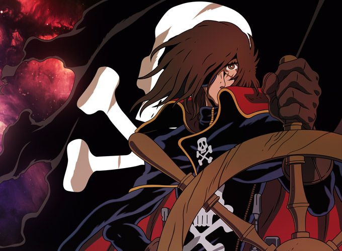 Focus on : Capitan Harlock