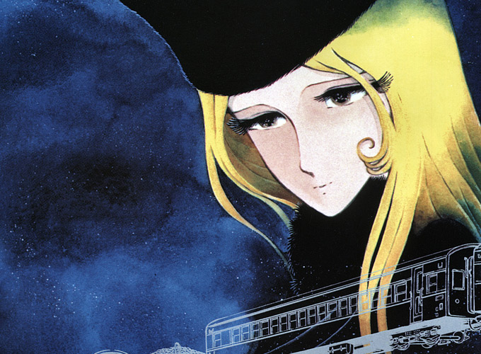 Focus on : Galaxy Express 999