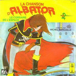 LA CHANSON D'ALBATOR, LE CORSAIRE DE L'ESPACE